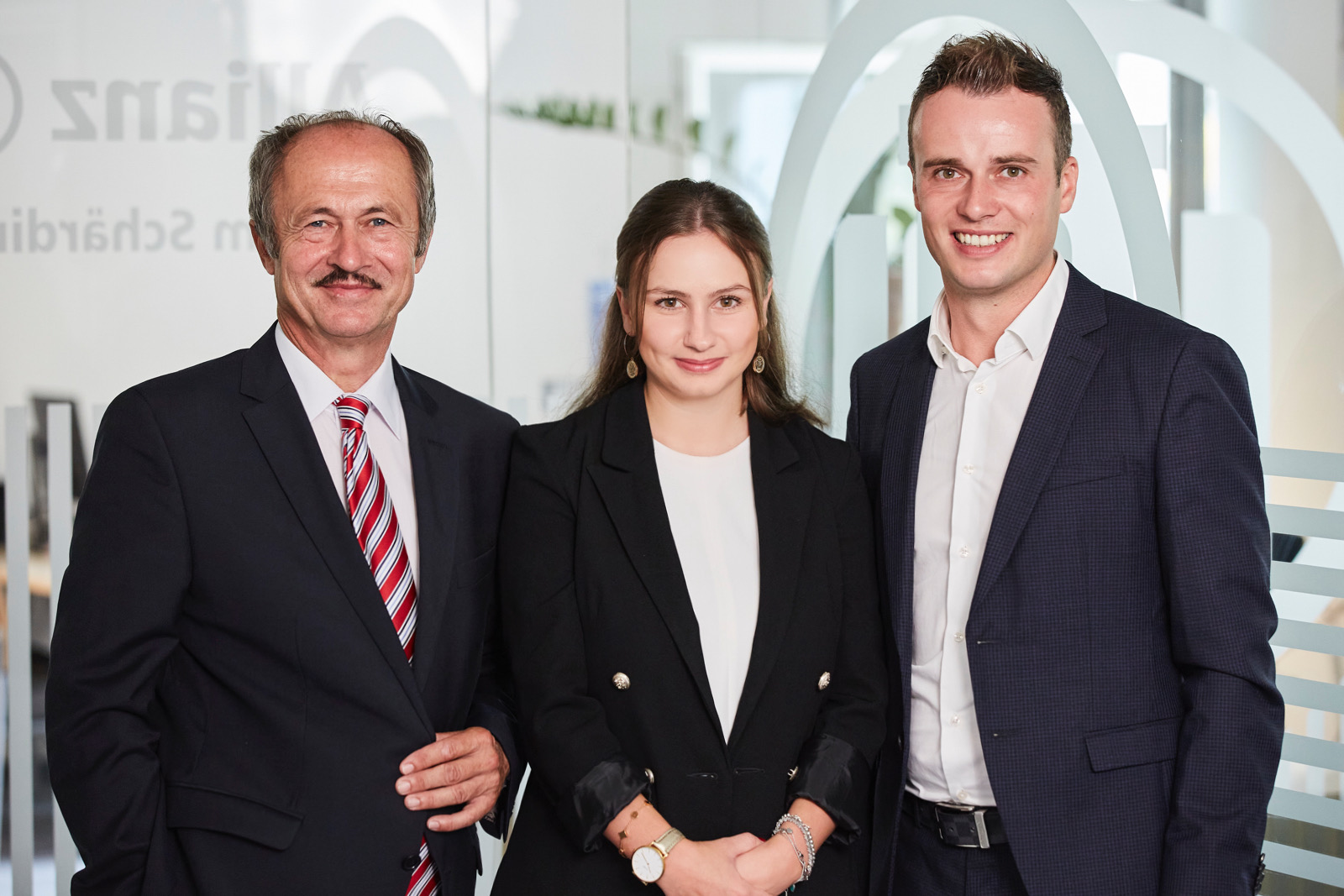 Teamfoto Agentur I und H: Johann Lengauer, Patricia Antesberger, Manuel Hötzeneder